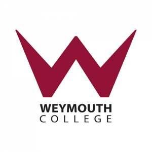 Weymouth college logo